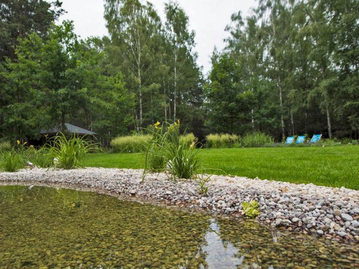 basen naturalny do pływania