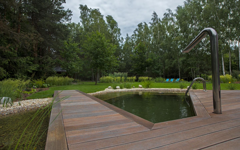 naturalny basen